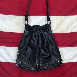 🎃🎃3/$30 studded bucket bag